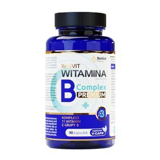 Xenicopharma Witamina B Complex Premium 90 K
