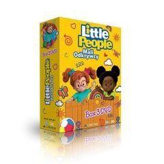 Little People Mali Odkrywcy - BOX 3DVD