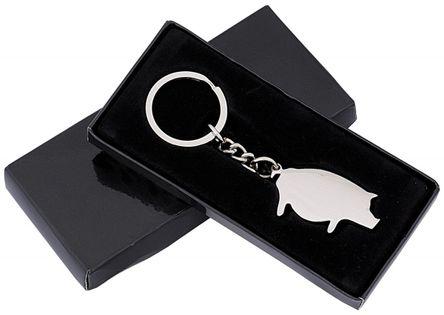 """Brelok do kluczy """"świnka"""""""
