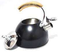 Elegancki czajnik z gwizdkiem 2.5 L GAZ INDUKCJA