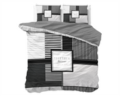 Pościel holenderska Sleeptime Together White 200x220