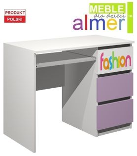 biurko FASHION C5 100x50 w.75