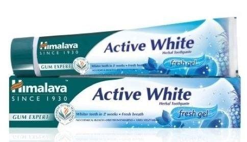Himalaya Pasta Do Zębów Activ White 75 Ml
