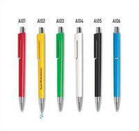 długopisy reklamowe firmowe z logo kolorowy nadruk UV - 100 szt