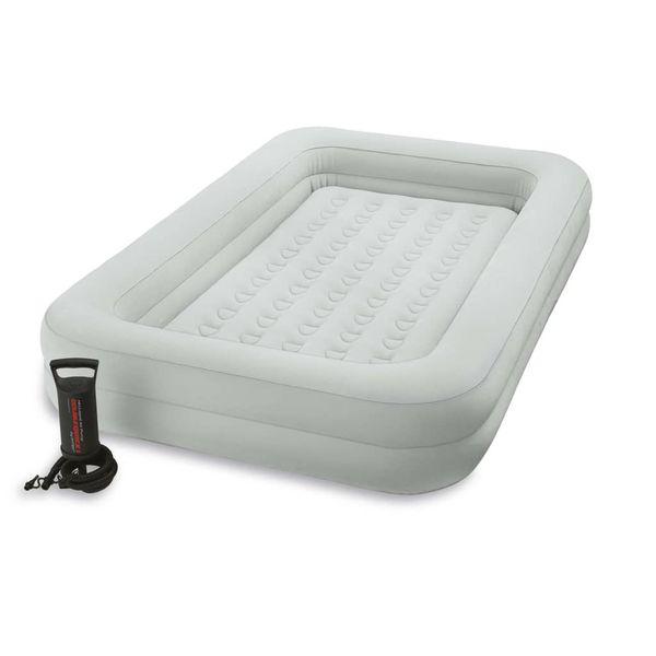 Intex Materac dmuchany Kidz Travel Bed Set, 107x168x25 cm, 66810NP zdjęcie 1