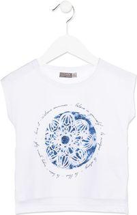 LOSAN T-shirt z nadrukiem rozmiar 4 001509