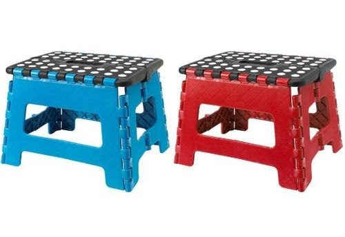 Taboret krzesełko składane do łazienki dziecko podest swe na Arena.pl