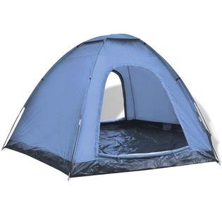 Namiot 6-Osobowy, Niebieski