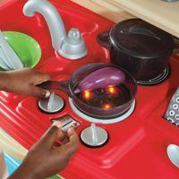 Step2 Kuchnia Dla Dzieci Interaktywna Kompaktowa