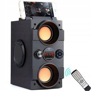 Głośnik Bluetooth Feegar 4000Mah Radio Usb Sd Aux