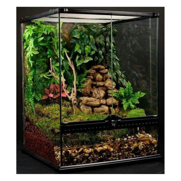 Exo Terra Terrarium Szklane Mini Tall 30x30x45 Cm