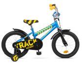 """Rower dziecięcy Accent Track 16"""" niebieski"""