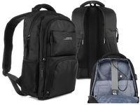 HAROLDS plecak na laptopa wyjazd do pracy duży X32