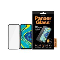PanzerGlass E2E Regular Xiaomi Redmi Note 9 Pro/9 Pro Max/9S Case Friendly czarny/black