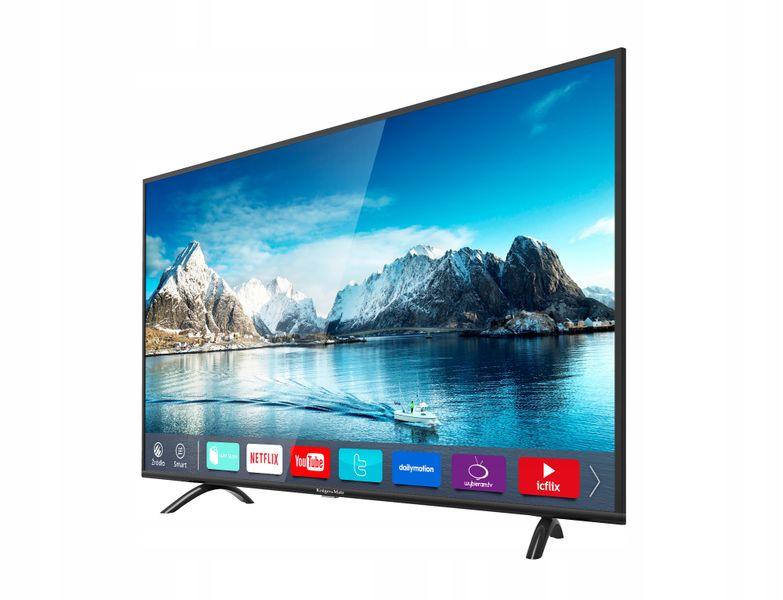 Telewizor 50'' Kruger&Matz 4K ULTRA HD SMART na Arena.pl