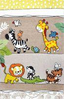 Dywan dla dzieci Diamond Pastel Kids dżungla 22310 120x170cm