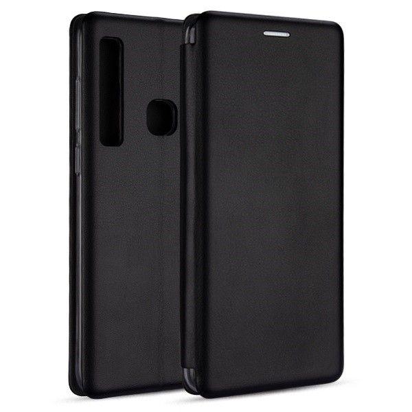 Etui Book Magnetic iPhone 5/5S/SE czarny zdjęcie 1