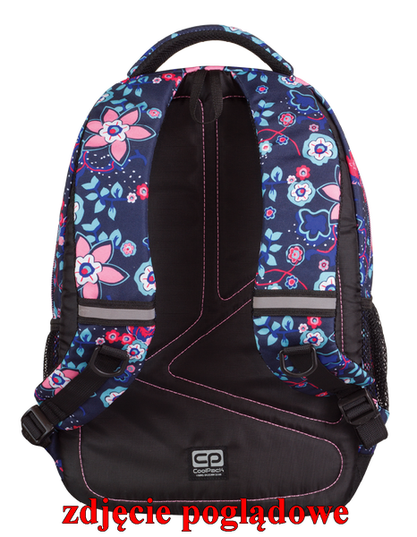 a9a8c8ffeeb1e Plecak CoolPack BASIC w kolorowe kwadraty