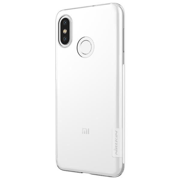 Etui Nillkin Nature Xiaomi Mi 8 - Crystal zdjęcie 4