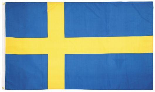 FLAGA SZWECJA 150 x 90 cm