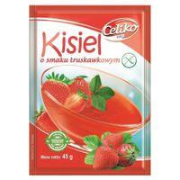 Kisiel Truskawkowy Bez Glutenu Celiko, 45G