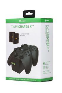 snakebyte Ładowarka Xbox One Twin:Charge X czarna