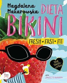 Dieta bikini Makarowska Magdalena