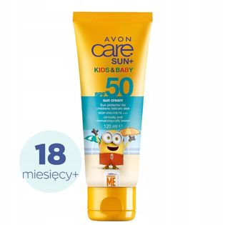 Avon Care SUN Krem ochronny dla dzieci SPF50