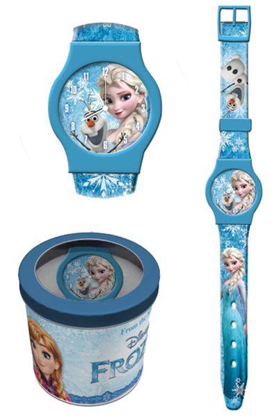 Zegarek dziecięcy Frozen Licencja Disney (41441) zdjęcie 3
