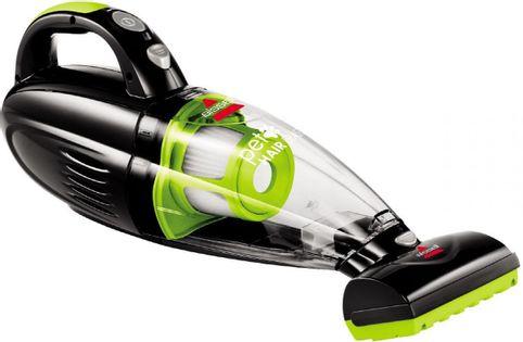 Bissell Vacuum Cleaner Pet Hair Eraser Cordless Operating, Handheld, 14.4 V, Operating Time (Max) 15 Min, Black