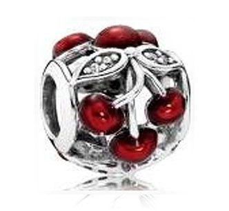 """Charms do Pandora """"Wisienki"""" zdjęcie 1"""