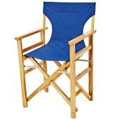 Krzesło DiRECTOR reżyserskie składane drewniane stylowe swe
