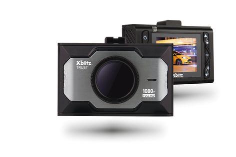 Kamera Sam Wideorejestrator jazdy Xblitz Trust