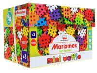 POLSKIE Klocki Mini Waffle Wafle Marioinex 500 el.