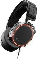 Słuchawki Z Mikrofonem Steelseries Czarny 61486