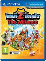 INVIZIMALS THE ALLIANCE - PL PS VITA