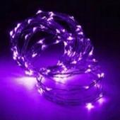 MIKRO LAMPKI LED DRUCIK-300 LED-FIOLETOWY L9118P