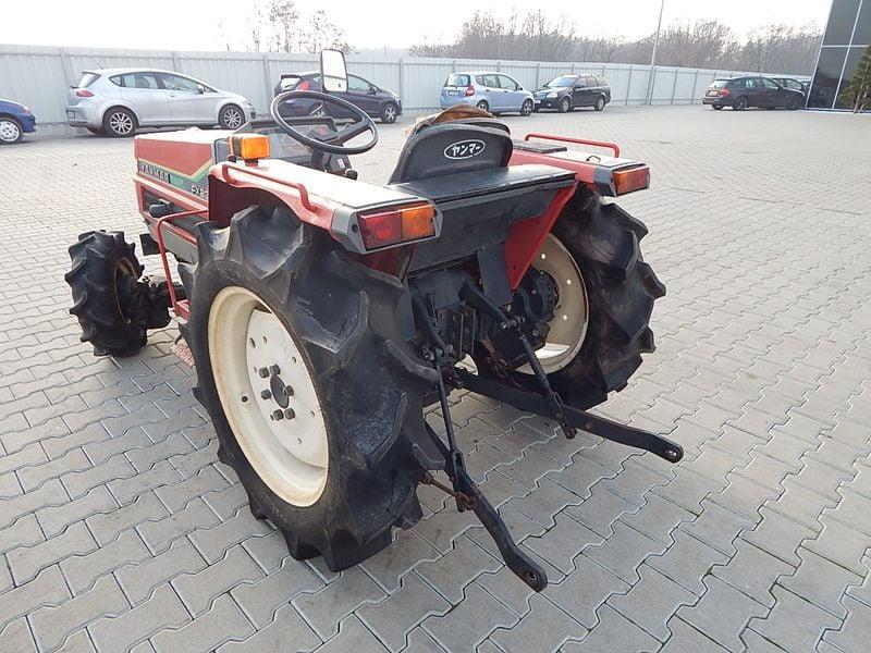 Mini Traktorek Yanmar FX235D MOCO 4x4 Gwarancja na Arena.pl