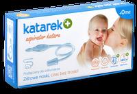 KATAREK Plus aspirator do nosa od urodzenia - Długi termin ważności!