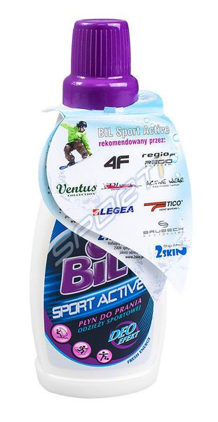 028a125f9bcc Płyn do prania odzieży sportowej Libella Bil Sport Active Fresh Energy 500  ml zdjęcie 9