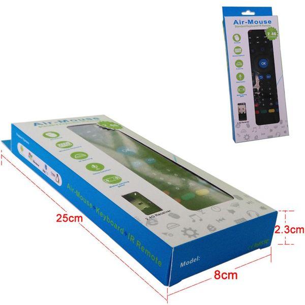 Pilot smart tv MX3 Android Box klawiatura 3w1 zdjęcie 7