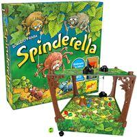 Gra planszowa zręcznościowa Spinderella