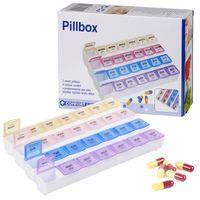 Pudełko na leki 7x4