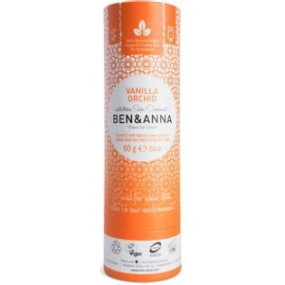 Ben&Anna Naturalny Dezodorant Vanilla Orchid 60G
