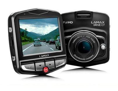 Lamax Drive C7 Full HD kamera rejestrator tras DVR