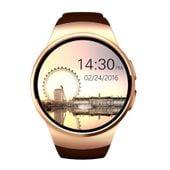 Smartwatch zegarek bluetooth pulsometr sim microsd KW18 smart watch