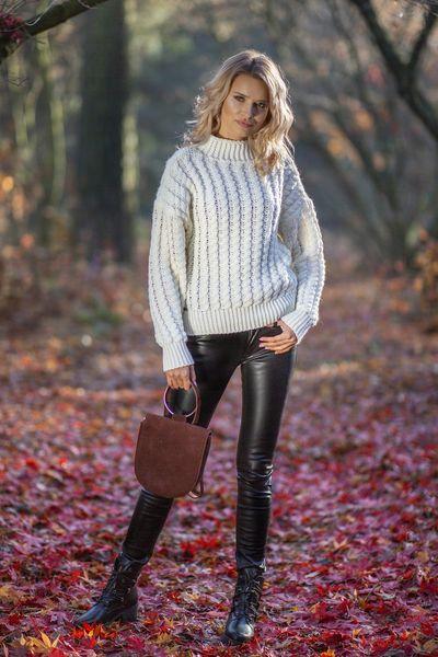 Sweter F591 Carmel UNI na Arena.pl