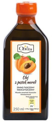 Olej z PESTEK MORELI, tłoczony na zimno - 250ml na Arena.pl
