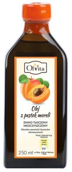 Olej z PESTEK MORELI, tłoczony na zimno - 250ml zdjęcie 1