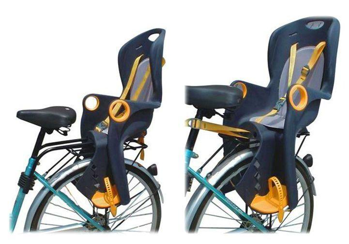 90f1a043fc22aa Fotelik rowerowy na rower bagażnik dla dziecka krzesełko wybór kolorów  zdjęcie 5